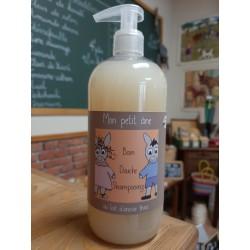"Gel douche - Shampoing "" Mon petit âne "" - 500ml"