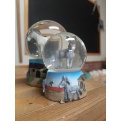 Boule à neige - Petit modèle